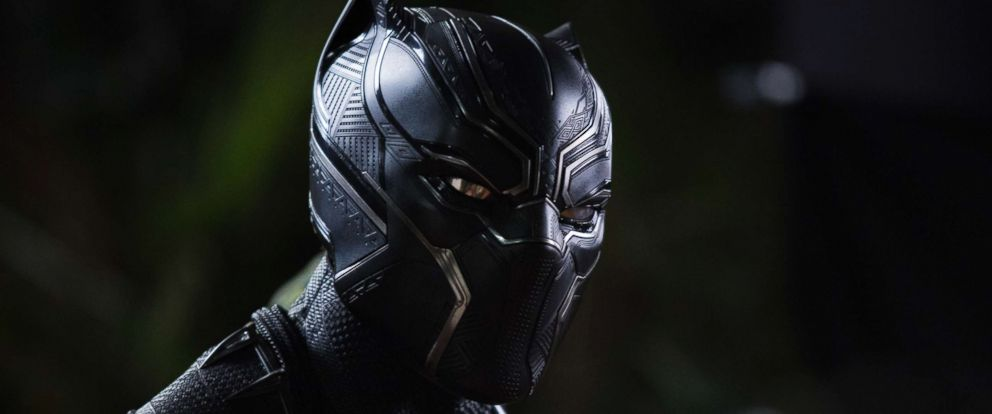 """PHOTO: A scene from """"Black Panther."""""""