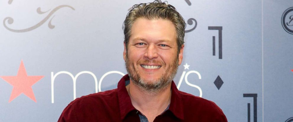 PHOTO: Blake Shelton attends the BS By Blake Shelton Launch at Macys Herald Square, Nov. 2, 2017, in New York City.