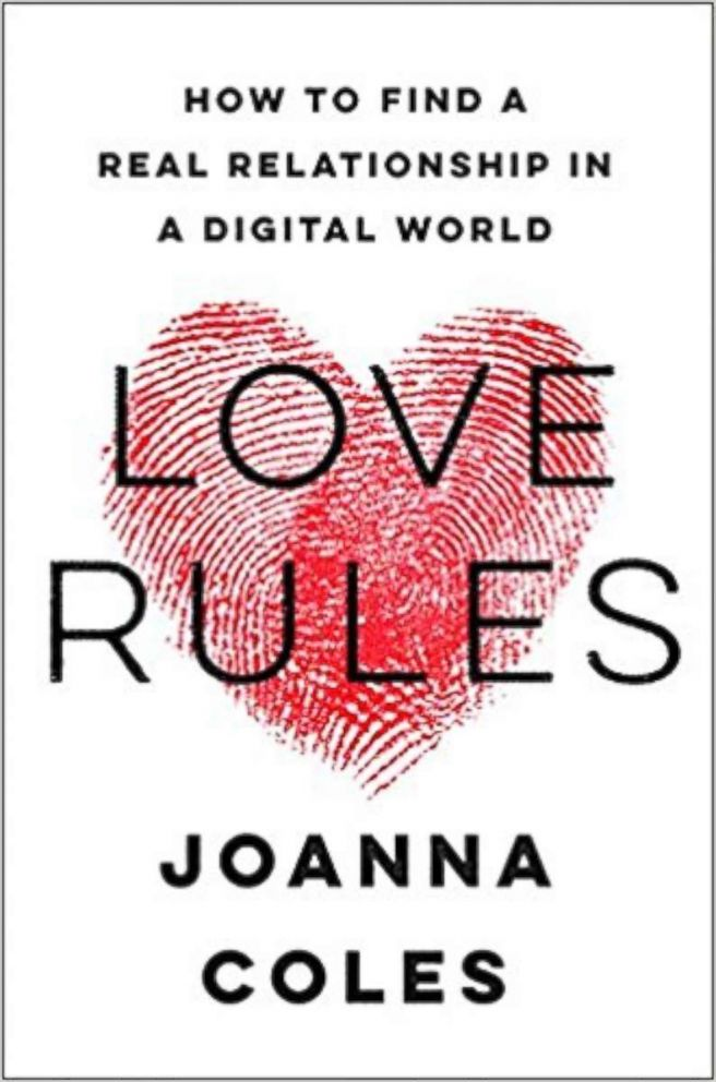 PHOTO: How To Find A Real Relationship In A Digital World by Joanna Coles.