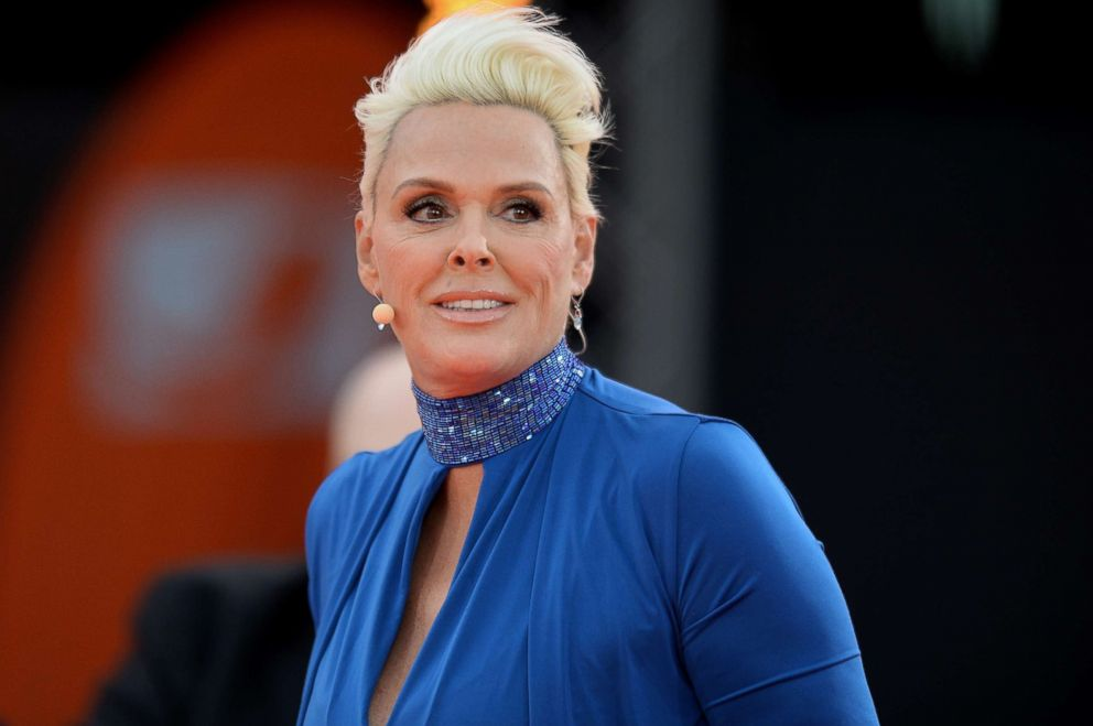 PHOTO: Brigitte Nielsen attends the taping of the TV show Abenteuer Grillen - Der kabel eins BBQ-King 2015 on May 9, 2015 in Bottrop, Germany.