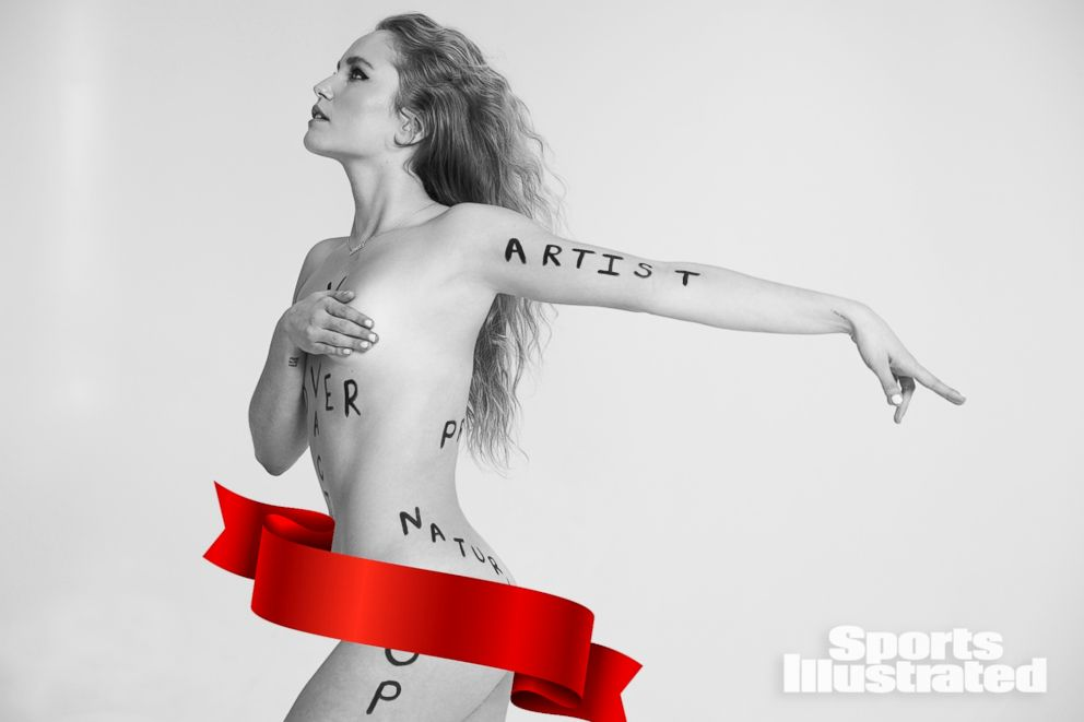 'Sports Illustrated's Swimsuit Issue tackles Me Too movement with nude photo shoot