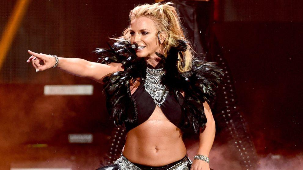 Man arrested for disrupting Britney Spears' Vegas show ...