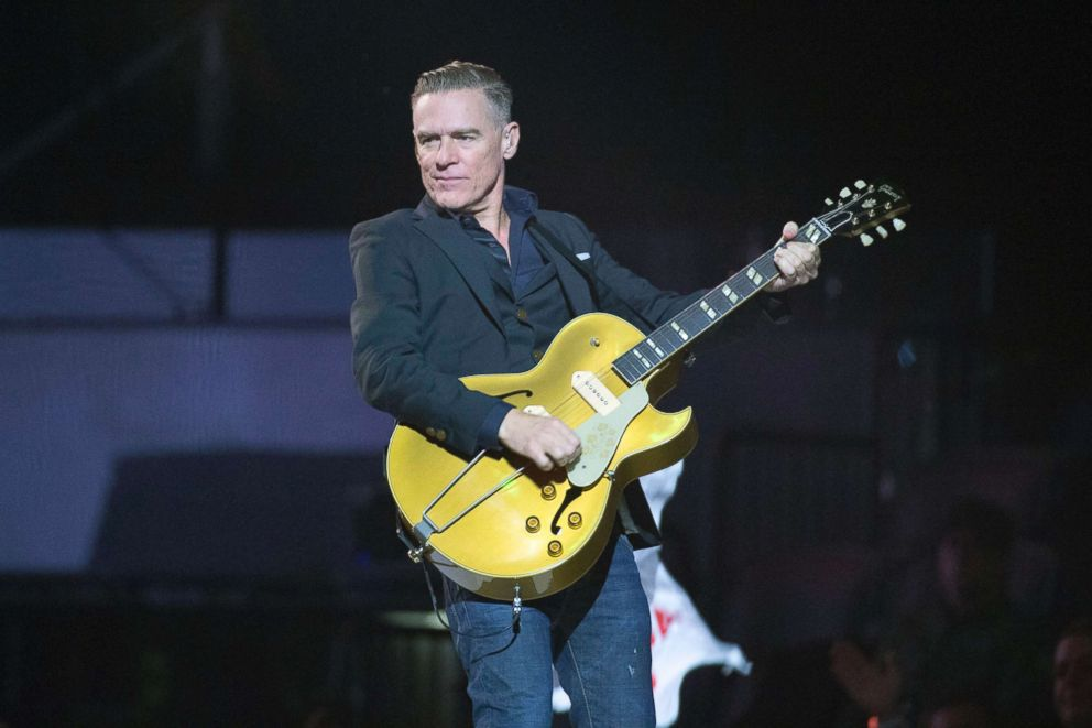 PHOTO: Bryan Adams performs at the 2017 Invictus Games Closing Ceremony at the Air Canada Centre in Toronto, Sept. 30, 2017.