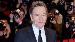 """PHOTO: Bryan Cranston attends the opening ceremony and the """"Isle of Dogs"""" premiere during the 68th Berlin International Film Festival in Berlin, on Feb. 15, 2018."""