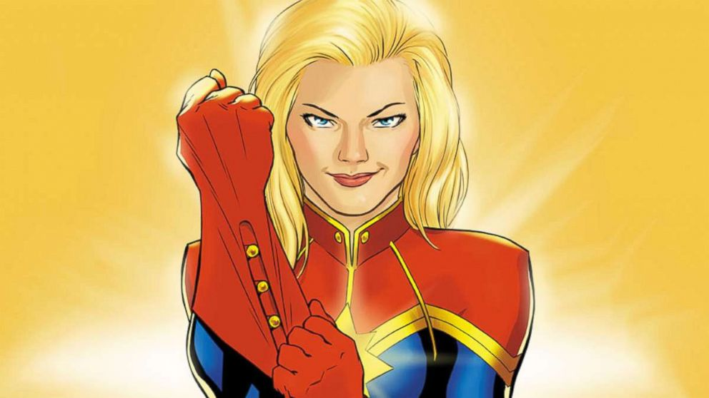PHOTO: Captain Marvel