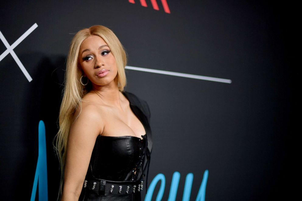 b94d1f63f17d PHOTO  Cardi B attends the 2018 GQ x Neiman Marcus All Star Party in Los