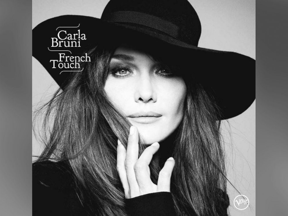 PHOTO: Carla Bruni - French Touch