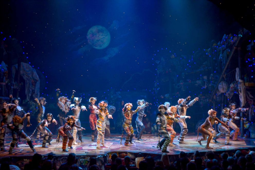 A star-filled cast is being lined up for 'Cats' movie