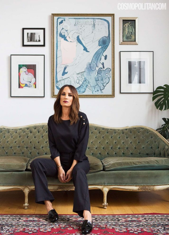 PHOTO: Catt Sadler talks to Cosmopolitan magazine where she speaks about quitting her job at E! and becoming a symbol of the Times Up movement. The story also features original photos of Sadler in her Los Angeles home.