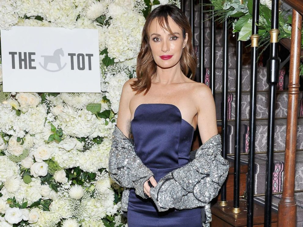 PHOTO: Catt Sadler attends an event at Laduree at the Grove, Dec. 4, 2017, in Los Angeles.