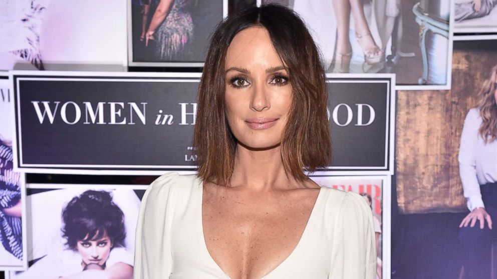 Catt Sadler attends Vanity Fair and Lancome Paris Toast Women in Hollywood, hosted by Radhika Jones and Ava DuVernay, March 1, 2018, in West Hollywood, Calif.