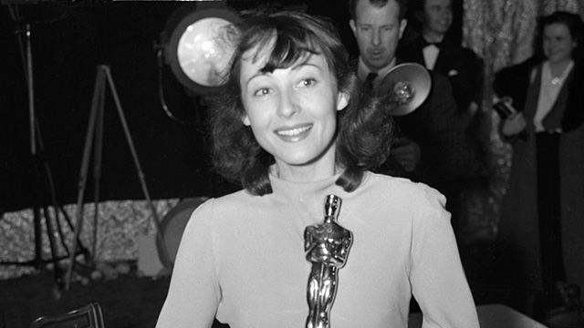 PHOTO: Luise Rainer