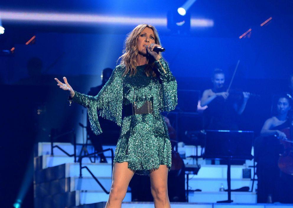 Celine Dion Las Vegas Show