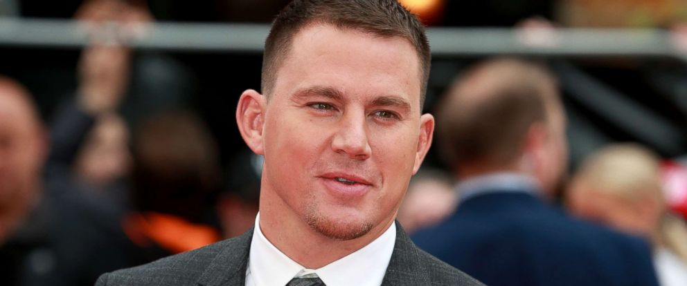 PHOTO: Channing Tatum arrives at a film premiere on Aug. 21, 2017 in London.
