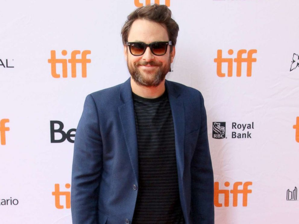 PHOTO: Charlie Day attends the I Love You Daddy premiere during the 2017 Toronto International Film Festival at Ryerson Theater, Sept. 9, 2017 in Toronto.