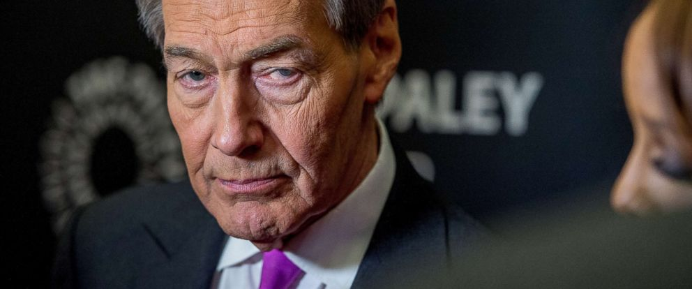 PHOTO: Charlie Rose attends an event at The Paley Center for Media in New York, Nov. 1, 2017.