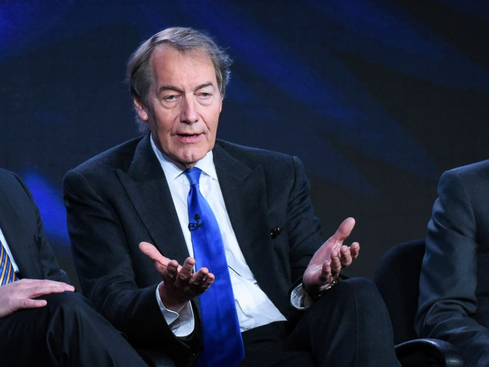 PHOTO: Charlie Rose participates in the CBS This Morning panel at the CBS 2016 Winter TCA in Pasadena, Calif., Jan. 12, 2016.