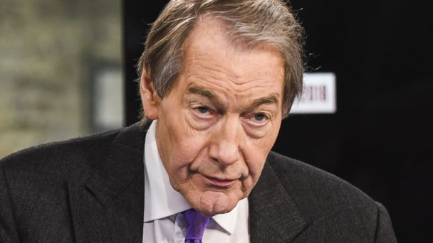 Charlie Rose fired from CBS amid sexual misconduct allegations