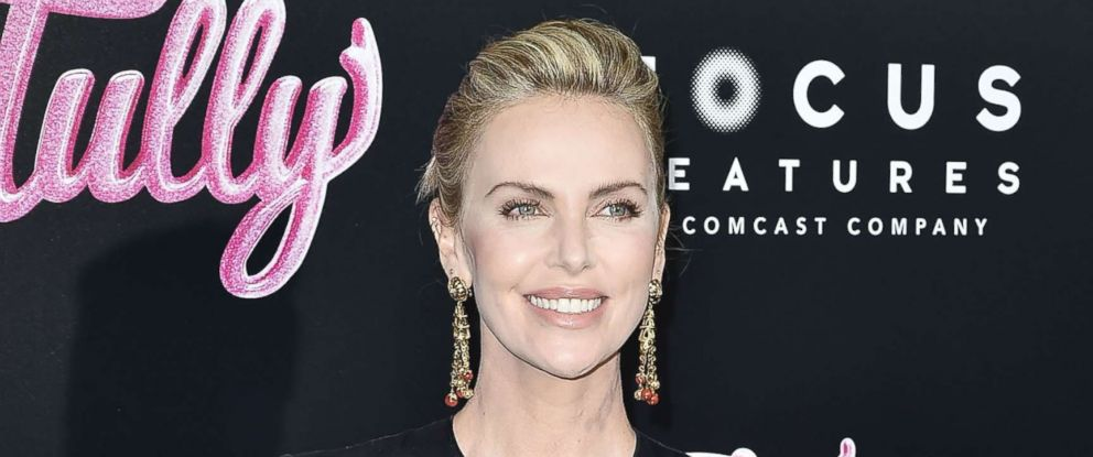 """PHOTO: Charlize Theron attends the """"Tully"""" Los Angeles Premiere, April 18, 2018, in Los Angeles."""
