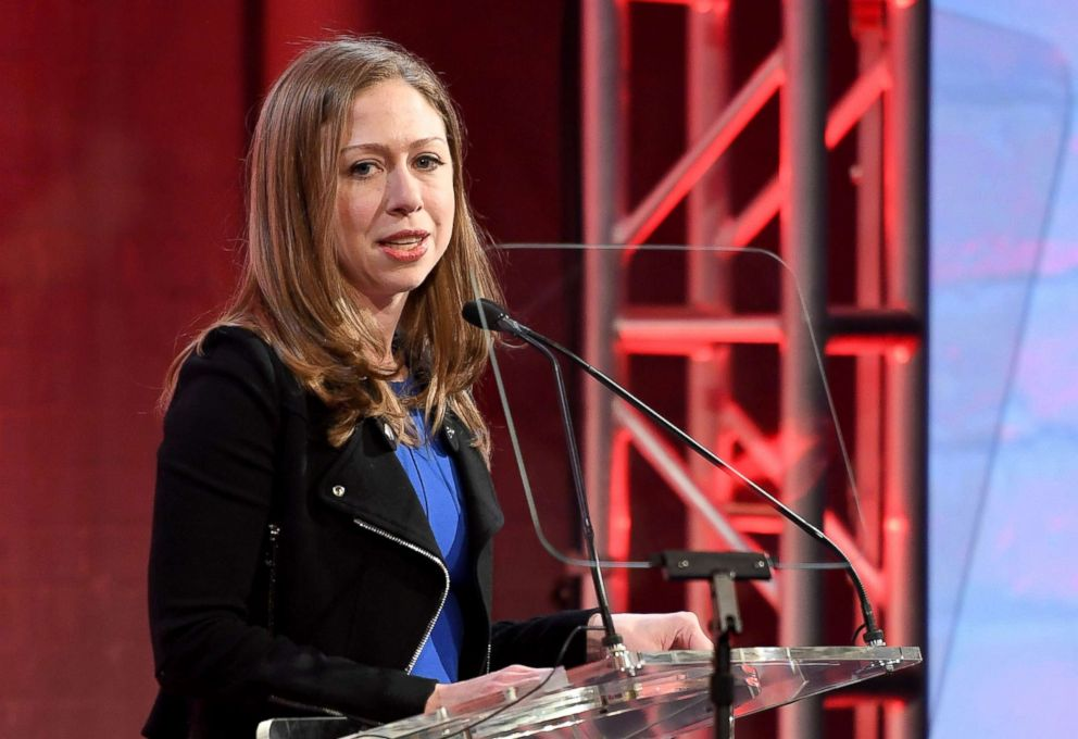 Chelsea Clinton speaks onstage at Highline Stages, March 23, 2017, in New York City.