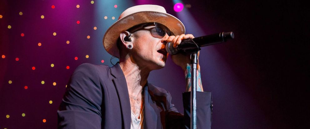 Linkin Park tour canceled in wake of Chester Bennington's death
