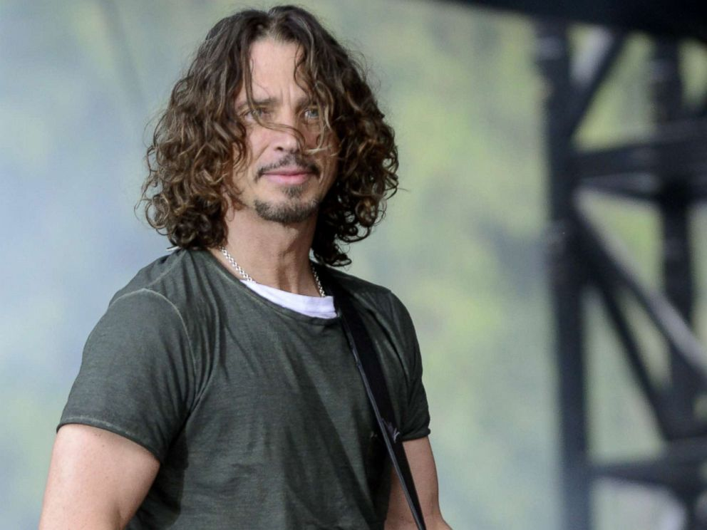 PHOTO: Chris Cornell of Soundgarden performs during the Pemberton Music and Arts Festival, July 18, 2014, in Pemberton, British Columbia.