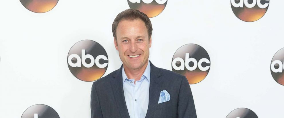 PHOTO: Chris Harrison arrives for the 2017 Winter TCA Tour for Disney/ABC at The Langham Hotel, Jan. 10, 2017, in Pasadena, Calif.