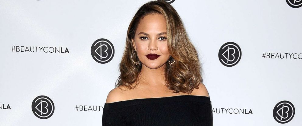 PHOTO: Chrissy Teigen attends the 5th annual Beautycon festival at Los Angeles Convention Center, Aug. 13, 2017, in Los Angeles.
