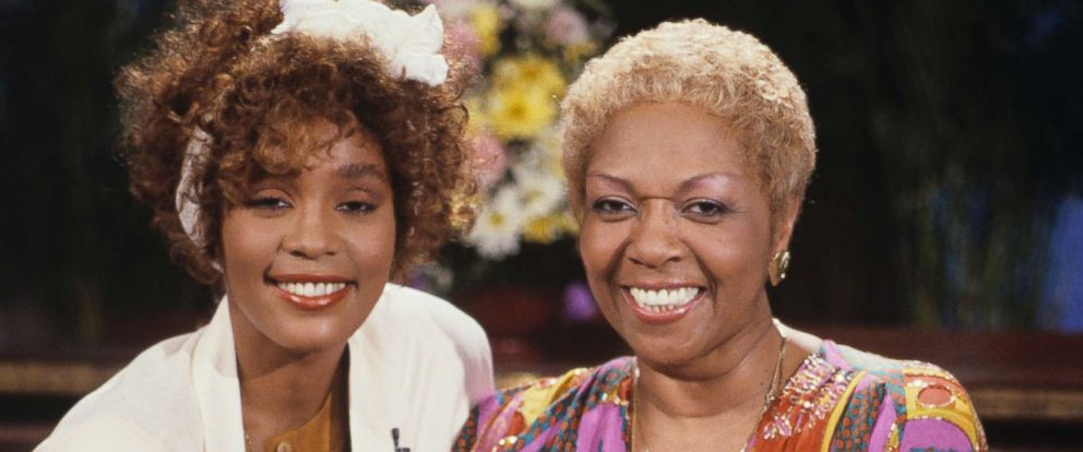 PHOTO: Whitney and Cissy Houston are featured on a special that celebrated moms on Mothers Day, May 10,1987, on the ABC Television Network.