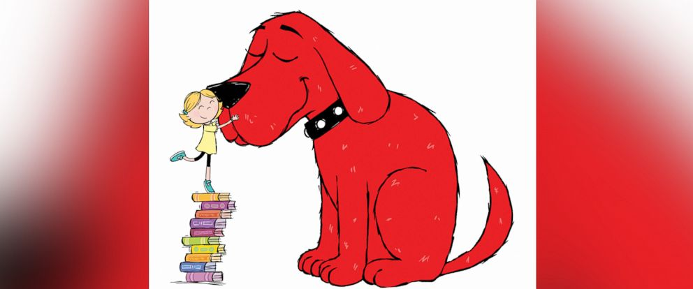 "PHOTO: ""Clifford The Big Red Dog"" the animated childrens series based on the books by Norman Bridwell, is returning to television in Fall 2019."