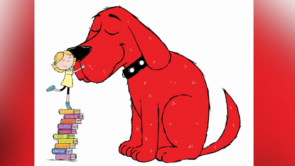 Clifford The Big Red Dog Is Returning To Tv And Our Inner 5 Year