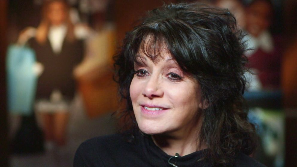 PHOTO: Director and writer Amy Heckerling discusses her hit movie Clueless.