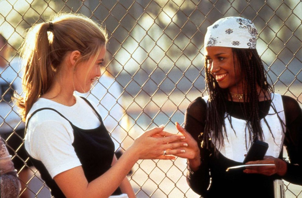 PHOTO: Alicia Silverstone and Stacey Dash appear in the 1995 film, Clueless.