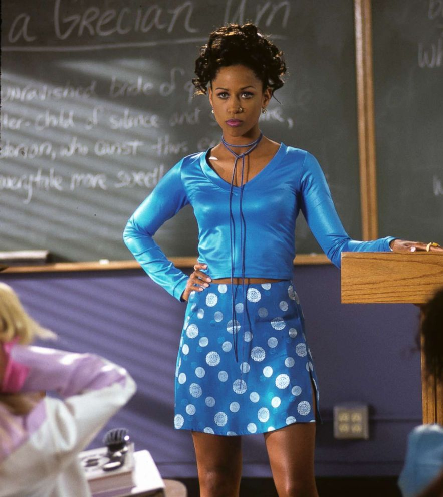 PHOTO: Stacey Dash is pictured in a still from the pilot episode of the Clueless television show, Sept. 20, 1996.