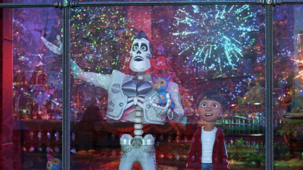 "Benjamin Bratt provides the voice of Ernesto de la Cruz in Disney-Pixar's ""Coco."""
