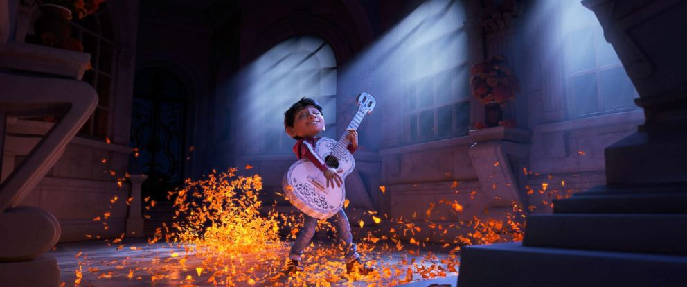 "PHOTO: Disney/Pixars animated film ""Coco."""