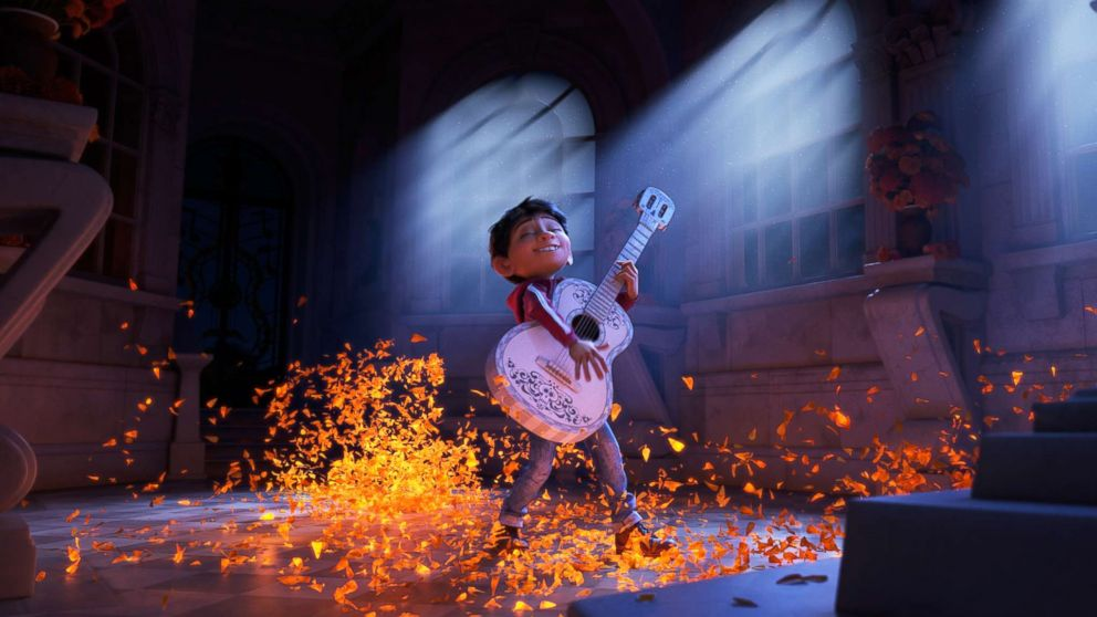 5 Things To Know About Disney Pixars Coco Abc News