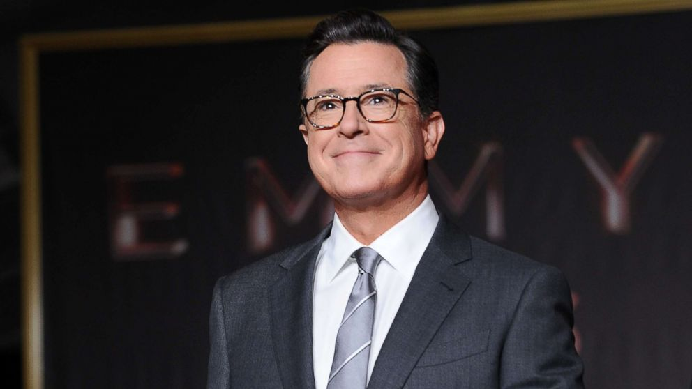 Colbert on Melania: 'This is one message she did not steal from Michelle Obama'