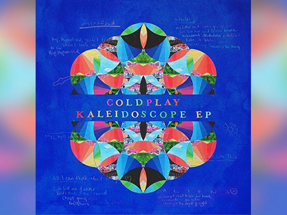 PHOTO: Coldplays new album, Kaleidoscope EP, was released on July 13, 2017.