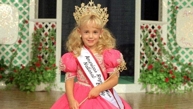 """PHOTO: The father of JonBenet Ramsey, the slain 6-year-old beauty pageant queen whose was found dead in 1996 and the case has never been solved, told """"Nightline"""" he believes his daughters killer is still at large but that the trail has gone cold."""