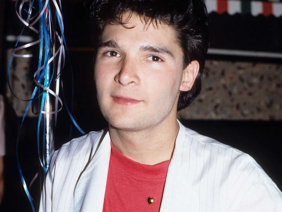 PHOTO: Corey Feldman is captured in this undated portrait from 1984.