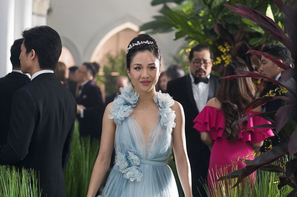 PHOTO: Constance Wu in a scene from Crazy Rich Asians.