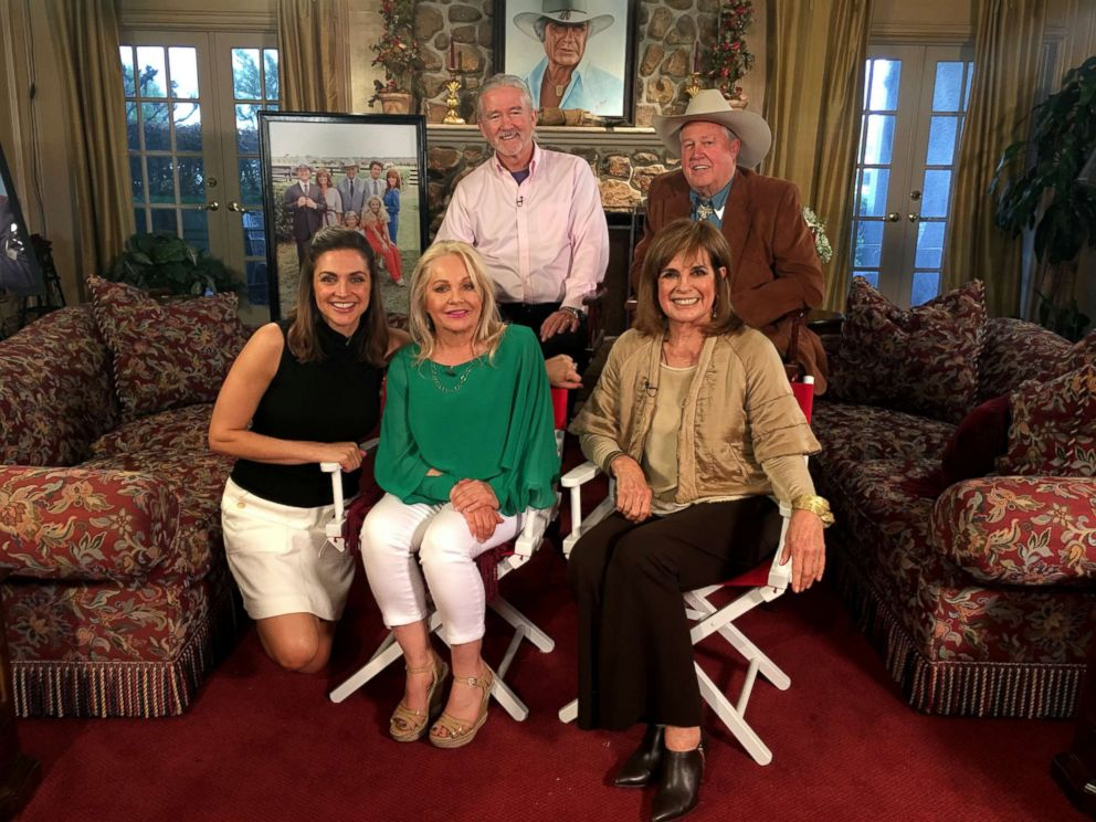 stars of dallas reminisce about success friendship and
