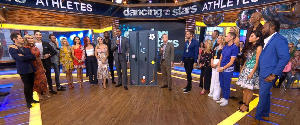 "PHOTO: The ""Dancing With the Stars"" season 26 cast features an all-star lineup of Olympic and professional athletes."