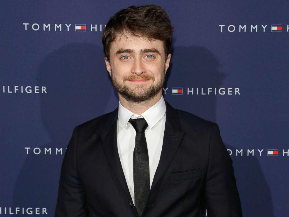 PHOTO: Daniel Radcliffe at the Tommy Hilfiger Dinner in celebration of the 12th Zurich Film Festival, Sept. 30, 2016, in Zurich, Switzerland.