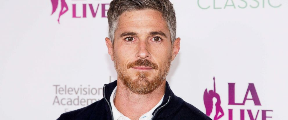 PHOTO: Dave Annable arrives for the 17th Emmys Golf Classic on Sept. 2, 2016, in Los Angeles.