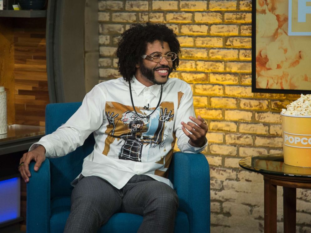 PHOTO: Daveed Diggs appears on Popcorn with Peter Travers at ABC News studios, July 18, 2018, in New York City.