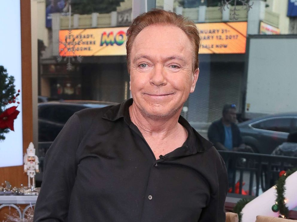 PHOTO: David Cassidy attends Hollywood Today Live at W Hollywood, Dec. 14, 2016 in Hollywood, Calif.
