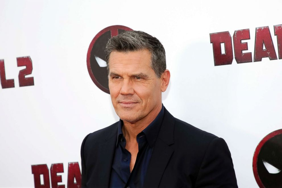 PHOTO: Actor Josh Brolin attends a special screening of Deadpool 2 at AMC Loews Lincoln Square, May 14, 2018, in New York.