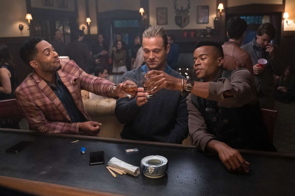 PHOTO: Scene from the show, Dear White People.